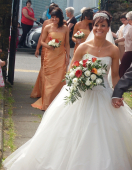 Fabulous flowers for your wedding in Carmarthenshire