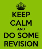 Top tips for revision success!