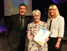 Pinehill Hospital Sponsor Community Awards At Gala Evening
