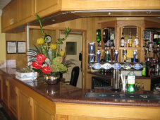 Harveys 'on tap' in Eastbourne? The Afton Hotel bar open to non-residents