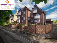 Property of the week - Elizabeth Place, Epsom @PersonalAgentUK