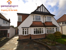 Property of the week - The Glade, Stoneleigh @PersonalAgentUK