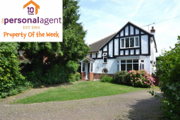 Property of the week – Whitehorse Drive Epsom – spacious 4 bed family home– private garden @PersonalAgentUK #epsomproperty