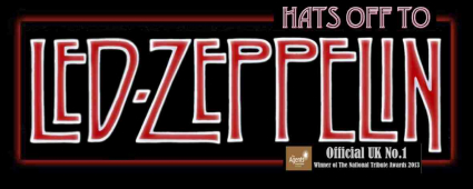 Love Led Zeppelin - then this is a tribute band not to be missed