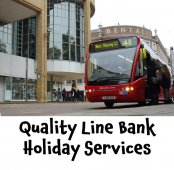 Epsom Coaches Quality Line – Bus Services for Bank Holiday Monday @epsomcoachesgro #localbuses