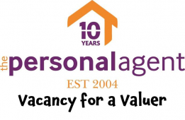 Vacancy for a Valuer at the Personal Agent Epsom @personalagentUK #epsomjobs