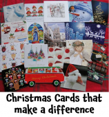 Christmas Cards that make a difference for The Children's Trust @childrens_trust #xmascards