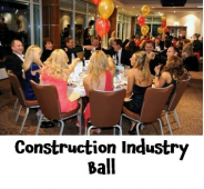 Save The Date! Construction Industry Ball in Epsom for The Children's Trust @childrens_trust