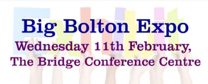Come along to the Big Bolton Expo 2015!
