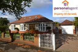 Property of the week - Salisbury Road, Worcester Park @PersonalAgentUK
