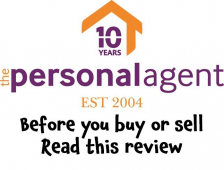 Looking to buy/sale your house – read this review before you do @personalagentUK #buyahouse