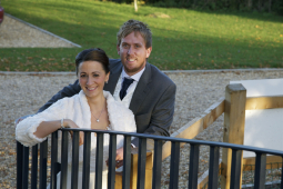 Wedding of Local St Neots Couple Oct 2014.
