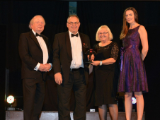 East Lancashire Railway chuffed with Large Visitor Attraction of the Year accreditation