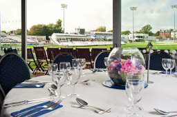 Sussex County Ground - the ideal party venue for hire in Brighton and in Hove