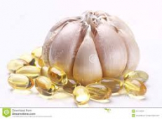 Supplement with Garlic to lower Cholesterol