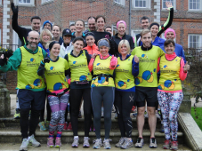 On The Run For Charity – And Places Available For London Marathon! Join by 30th jan @childrens_trust