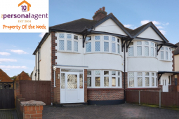 Property of the week - Bradford Drive, Ewell Court @PersonalAgentUK