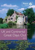 Epsom Coaches new Day Excursion Brochure 2015 out now @epsomcoachesgro #daytrips