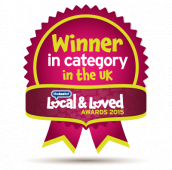 Another win for Bespoke Landscapes!