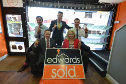 Edwards – everything they touch turns to sold!