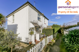 Property of the week - Victorian semi-detached cottage - Albert Road, Epsom @PersonalAgentUK