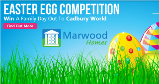 Marwood Homes Easter Egg Competition