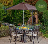New outdoor furniture at Newbank Garden Centre!
