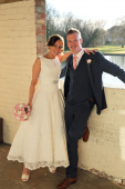 Wedding of Local St.Neots Couple March 2015