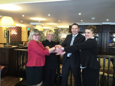 260 students experience the tourism industry with The Buckatree Hotel