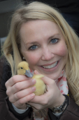 Television Presenter Laura Hamilton Joins Families @Childrens_Trust  Easter Fair