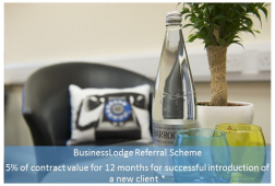 You could receive up to £5k with the Bury BusinessLodge referral scheme!