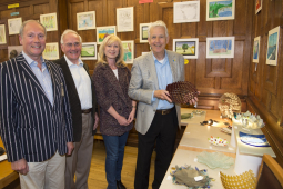 Art Exhibition Raises Funds For The Children's Trust @Childrens_Trust