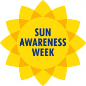 Did you know? Sun Awareness Week is happening in May?!