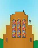 Abseil Guildford Cathedral – Thrill Seekers Needed! For The Children's Trust @childrens_trust