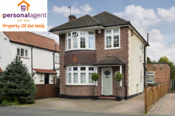 Property of the week - Four Bed Detached Home - Chesterfield Road, West Ewell @PersonalAgentUK