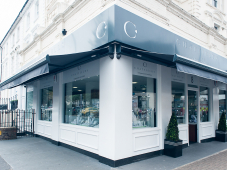 The Coeur de Lion showcase at Chatfields Jewellers