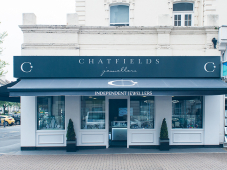 Chatfields Jewellers - Shortlisted for award
