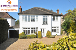 Property of the week - Cheam Road, East Ewell @PersonalAgentUK