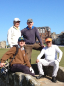 100 Hole Golf Challenge For Prostate Cancer UK
