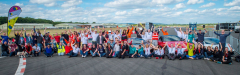 SuperCar Event raises record breaking sum for The Children's Trust @childrens_trust @personalagentUK