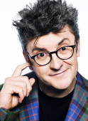Have you booked your tickets to see Joe Pasquale?