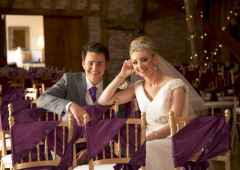 July Wedding of St Neots Couple