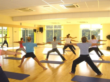 Yoga Classes at Peake Fitness with Jo Betts