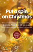 Christmas Parties at Grosvenor Casino