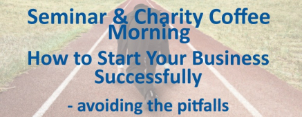 "Free seminar - ""A MUST"" for start-up businesses wanting success"