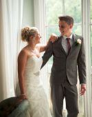 Wedding of Alconbury Couple July 2015