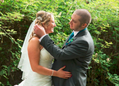 Wedding of Eaton Ford Couple July 2015