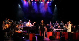 THE AND FINALLY BIG BAND - a show not to be missed!