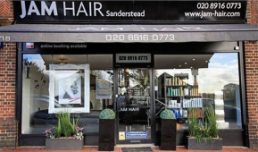 Experienced stylists required at Jam Hair in Croydon!