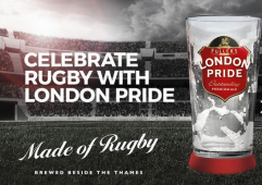 Rugby World Cup - where to watch in Croydon.